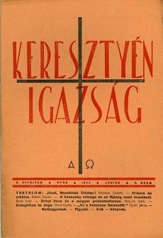Keresztyén Igazság 1943 (június)