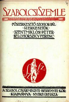 Szabolcsi Szemle 1935 6