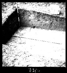 Negatív, ásatás, Németbánya
