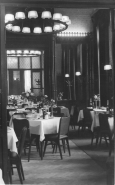 Múzeum Kávéház és Étterem, Budapest 1960-as évek