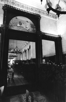 Múzeum Kávéház és Étterem, Budapest 1989.