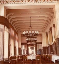 Múzeum Kávéház és Étterem, Budapest 1981.