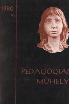 Pedagógiai Műhely 1980 1