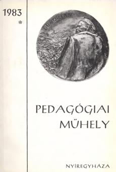 Pedagógiai Műhely 1983 1