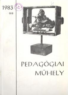 Pedagógiai Műhely 1983 2