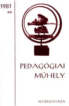 Pedagógiai Műhely  1981 2