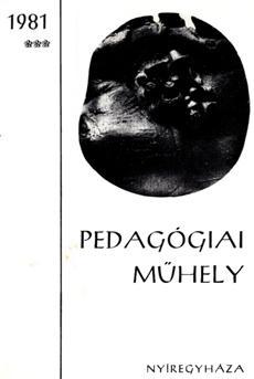 Pedagógiai Műhely  1981 3