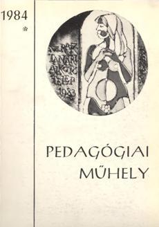 Pedagógiai Műhely 1984 1