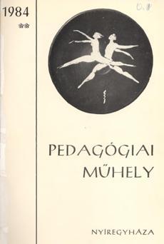 Pedagógiai Műhely 1984 2
