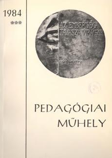Pedagógiai Műhely 1984 3
