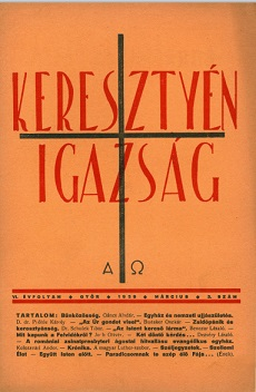Keresztyén Igazság 1939 (március)