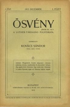 Ösvény 1913 (december)