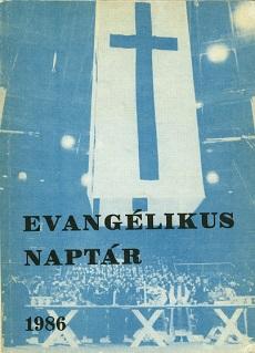 Evangélikus Naptár 1986