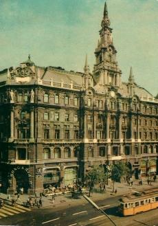 Hungária Étterem, Budapest