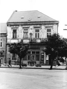 Rió kávészalon, Esztergom 1981.