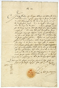 Krebsz György házvásárlási szerződése, 1739