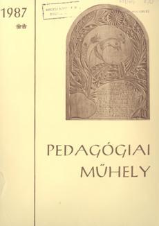 Pedagógiai Műhely  1987 2
