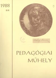 Pedagógiai Műhely  1988 2