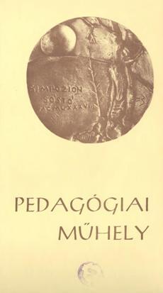 Pedagógiai Műhely  1988 3