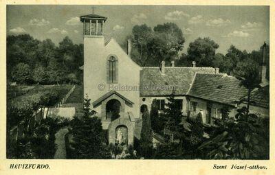 Hévíz,  Szent József-otthon