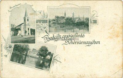 Bodajk gyógyfürdő Fehérvár megyében