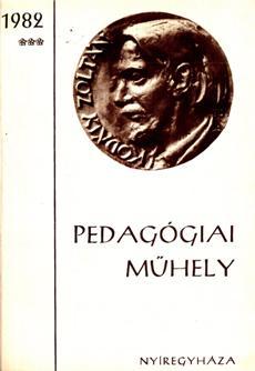Pedagógiai Műhely  1982 3