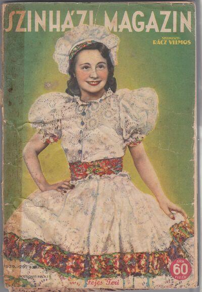 Színházi Magazin 1939 II. évfolyam 29. szám