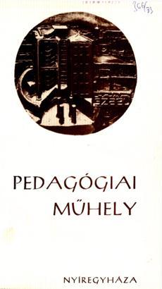 Pedagógiai Műhely  1982 4