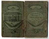 Színházi évkönyv a budai és pesti színház műsorával, 1816