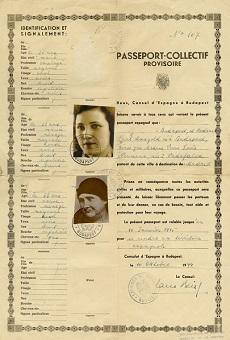 Spanyol útlevél