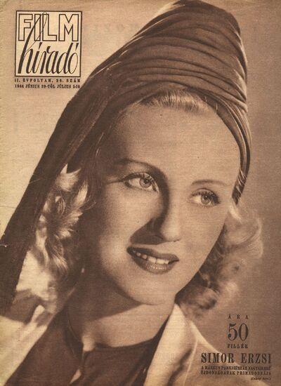 Filmhíradó 1944 II. évfolyam 26. szám