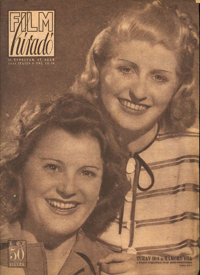 Filmhíradó 1944 II. évfolyam 27. szám