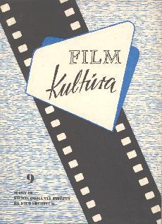 Filmkultúra 1961/9. szám