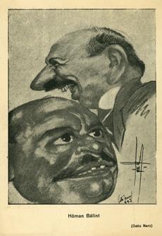 Gatto Nero karikatúrája