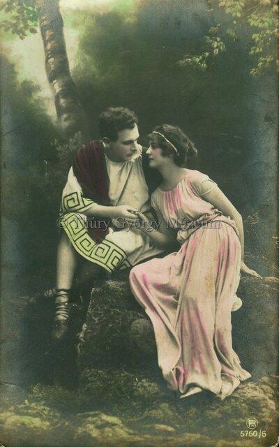 Fotó képeslap.