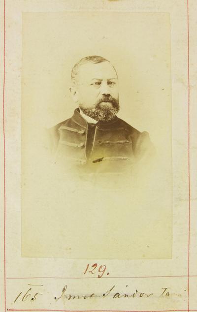 Imre Sándor tanár