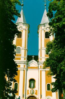 Máriagyűdi templom