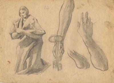 Alak és kezek