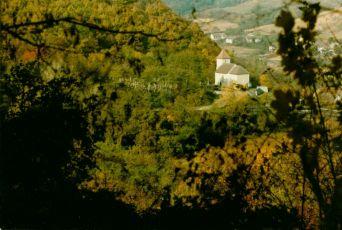 A mecseknádasdi Szent István-kápolna
