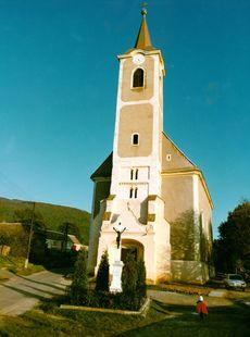 Kővágószőlősi templom
