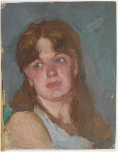 Csató Ildikó portré