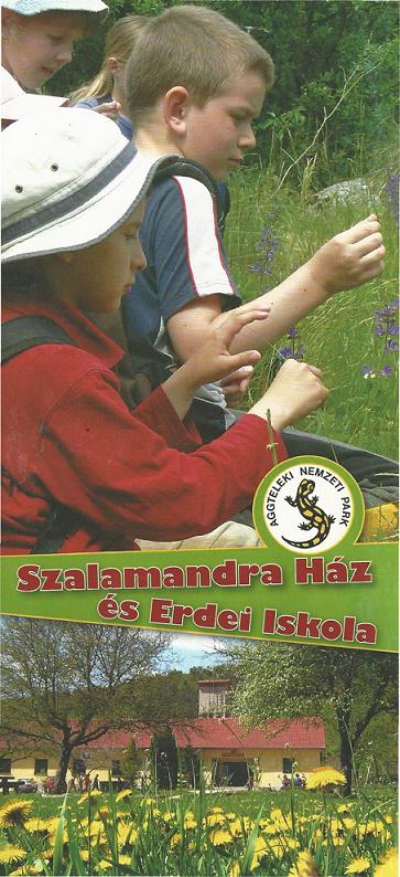 Szalamandra ház és Erdei Iskola
