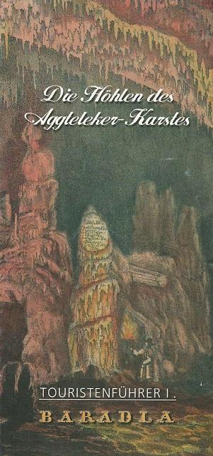 Die Höhlen des Aggteleker-Karstes