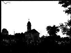 Negatív, temető, Pápa