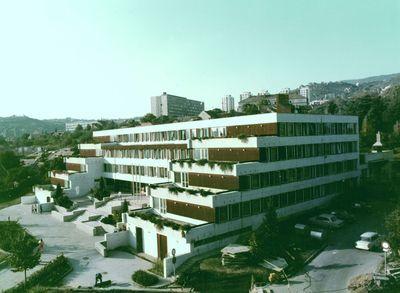 Kodály Zoltán úti kollégium