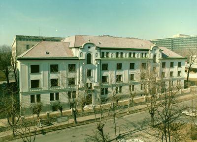 Pécsi Orvostudományi Egyetem felujított épületei