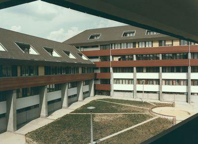 Lakóház a Szigeti városrészben