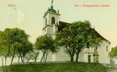 Havas Boldogasszony-kápolna