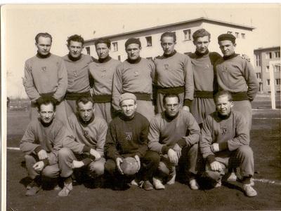 Labdarúgó csapat