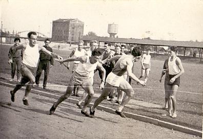 Váltóverseny futás martfűi csapattal